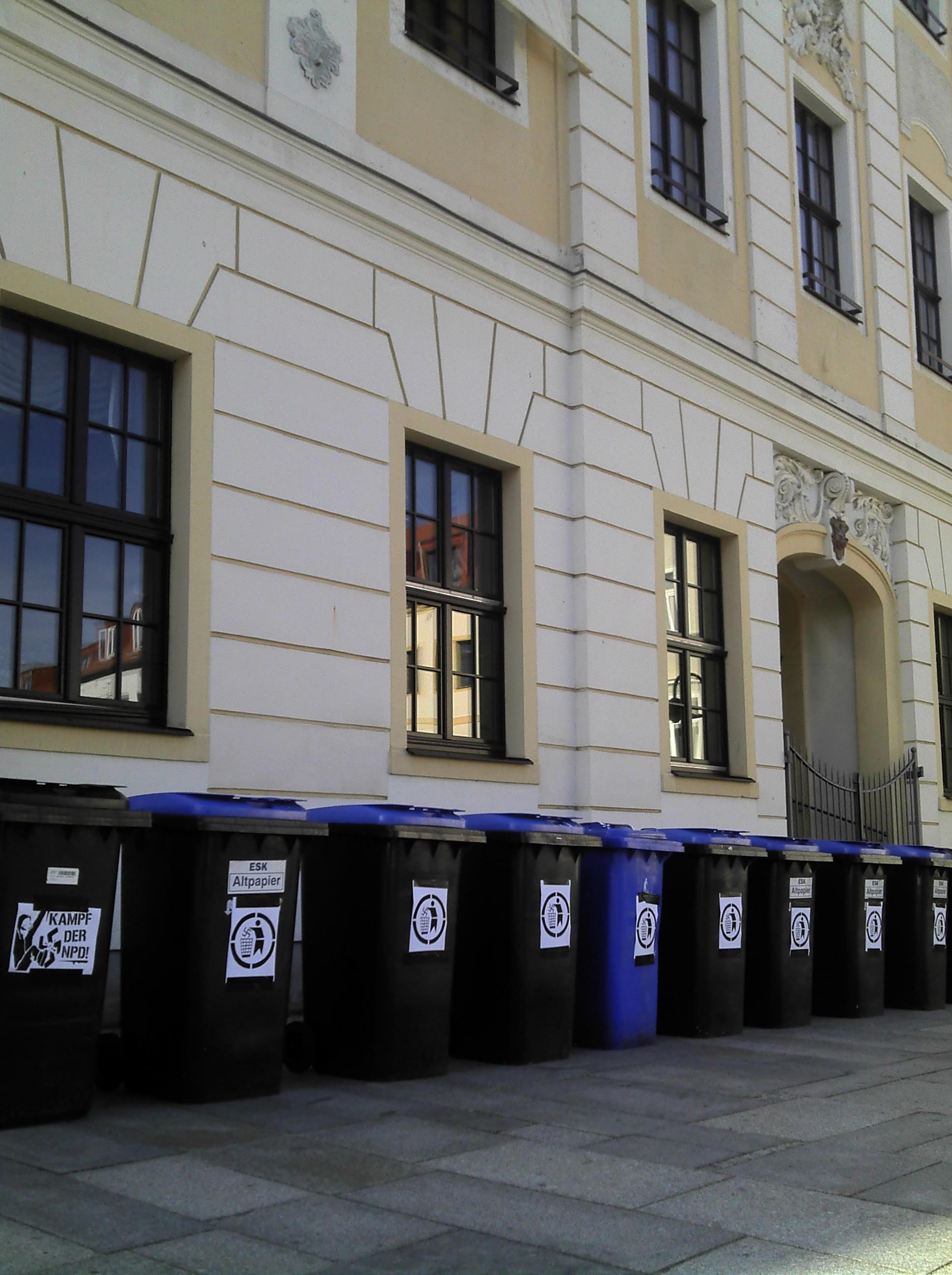 Mülltonnen Radeberg